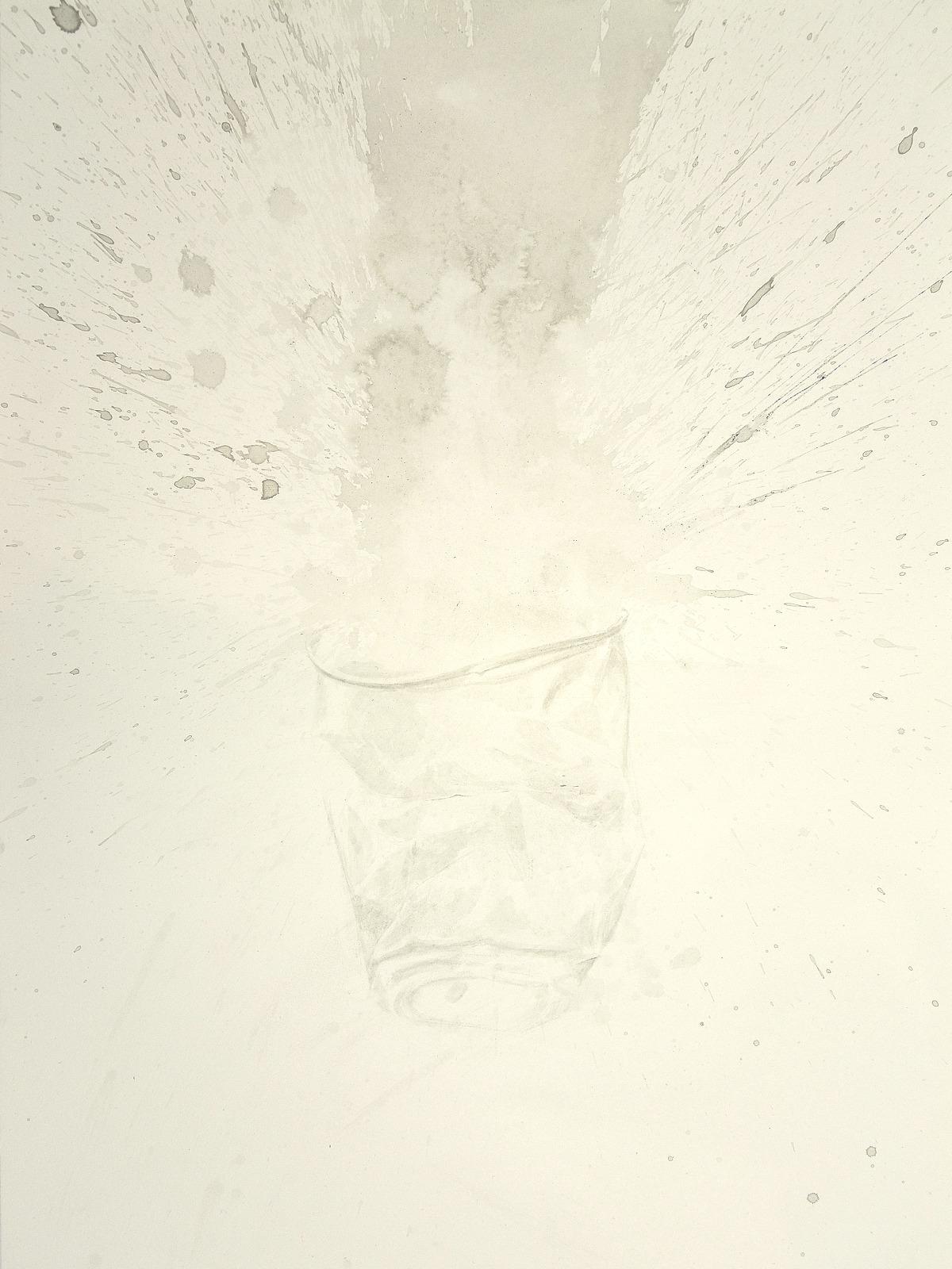 »Ytrap II«, 2013, ink,  42.5 x 61 cm